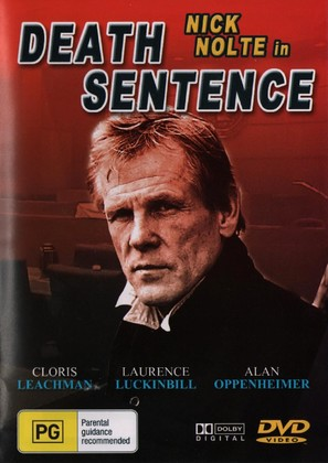 Death Sentence - Australian Movie Cover (thumbnail)
