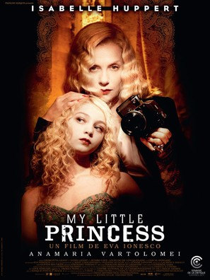 My Little Princess - French Movie Poster (thumbnail)