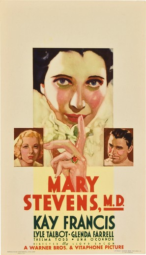 Mary Stevens, M.D. - Movie Poster (thumbnail)