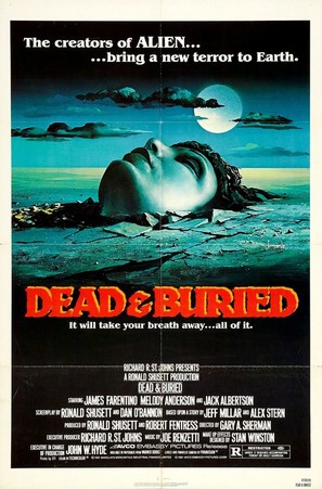 Dead & Buried - Movie Poster (thumbnail)