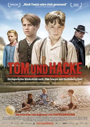 Tom und Hacke - German Movie Poster (thumbnail)