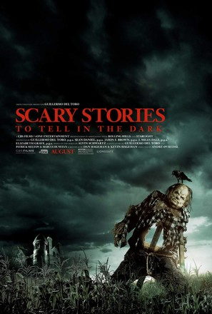 Scary Stories to Tell in the Dark - Movie Poster (thumbnail)
