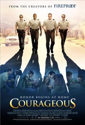 Courageous - Movie Poster (thumbnail)