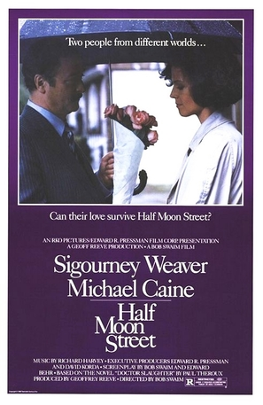 Half Moon Street - Movie Poster (thumbnail)