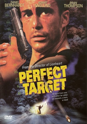 Perfect Target - DVD cover (thumbnail)