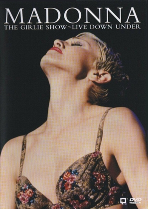 Madonna: The Girlie Show - Live Down Under - Movie Cover (thumbnail)