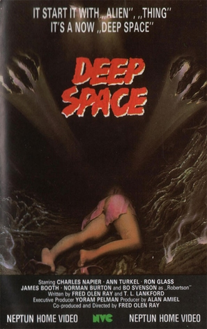 Deep Space - Movie Poster (thumbnail)