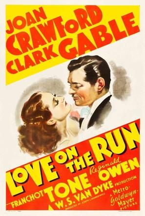 Love on the Run - Movie Poster (thumbnail)
