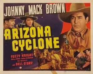 Arizona Cyclone - Movie Poster (thumbnail)