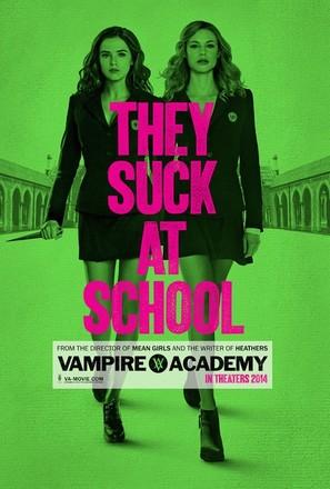 Vampire Academy - Movie Poster (thumbnail)