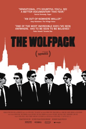 The Wolfpack - Movie Poster (thumbnail)