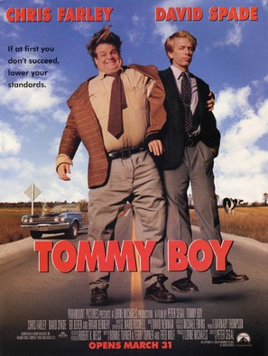 Tommy Boy - Movie Poster (thumbnail)