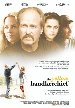 The Yellow Handkerchief - Swiss Movie Poster (thumbnail)