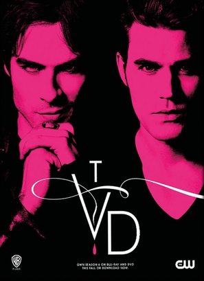 """The Vampire Diaries"" - Movie Poster (thumbnail)"