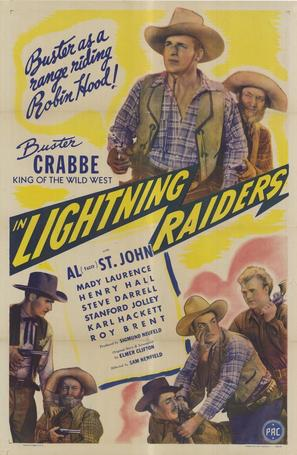 Lightning Raiders - Movie Poster (thumbnail)