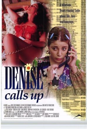 Denise Calls Up - Canadian Movie Poster (thumbnail)