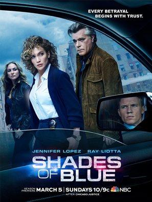 """Shades of Blue"" - Movie Poster (thumbnail)"