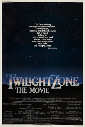 Twilight Zone: The Movie - Movie Poster (thumbnail)