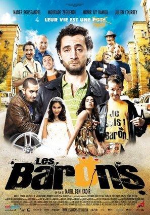 Les barons - Belgian Movie Poster (thumbnail)