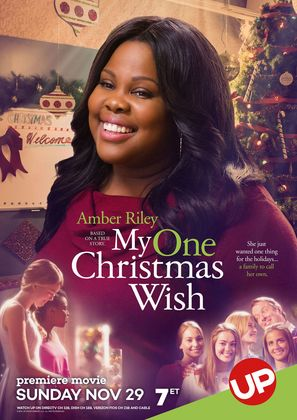 My One Christmas Wish - Movie Poster (thumbnail)