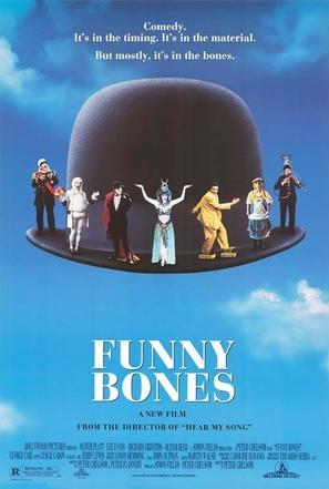 Funny Bones - Movie Poster (thumbnail)
