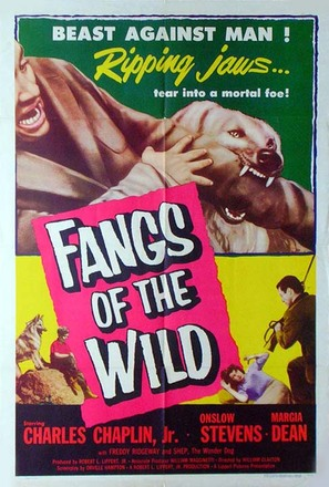 Fangs of the Wild - Movie Poster (thumbnail)