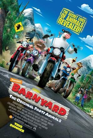 Barnyard - Movie Poster (thumbnail)
