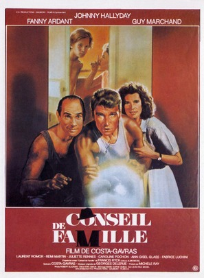 Conseil de famille - French Movie Poster (thumbnail)