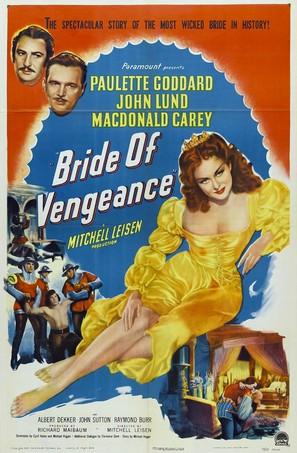 Bride of Vengeance - Movie Poster (thumbnail)