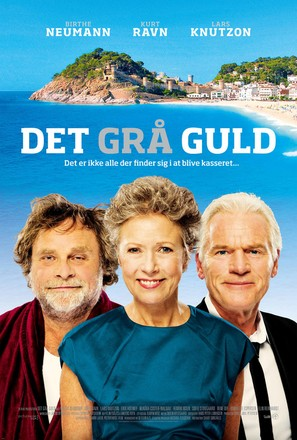Det grå guld - Danish Movie Poster (thumbnail)