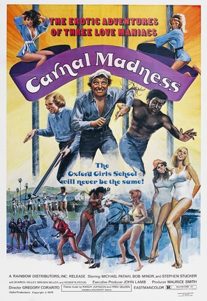 Carnal Madness - Movie Poster (thumbnail)