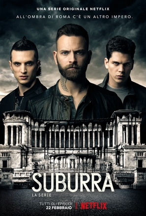 """""""Suburra: la serie"""""""