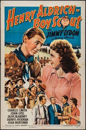 Henry Aldrich, Boy Scout