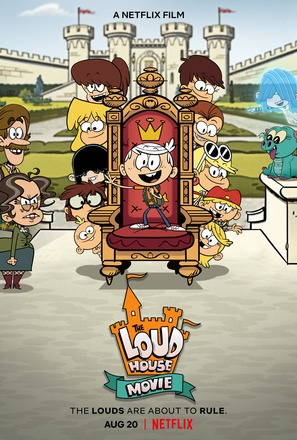 The Loud House - Movie Poster (thumbnail)