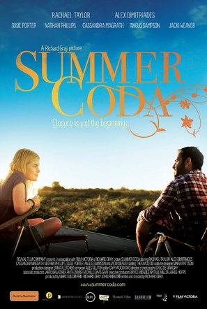 Summer Coda - Australian Movie Poster (thumbnail)