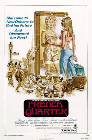 French Quarter - Movie Poster (thumbnail)