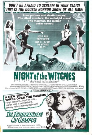 Night of the Witches - Combo poster (thumbnail)