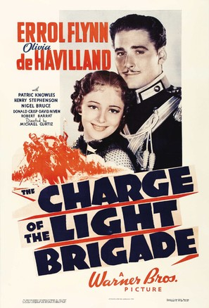 The Charge of the Light Brigade - Movie Poster (thumbnail)