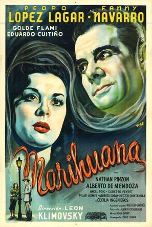 Marihuana - Argentinian Movie Poster (thumbnail)