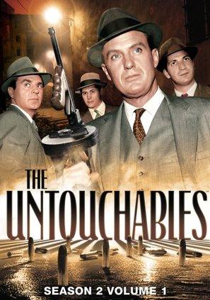 """The Untouchables"" - Movie Cover (thumbnail)"