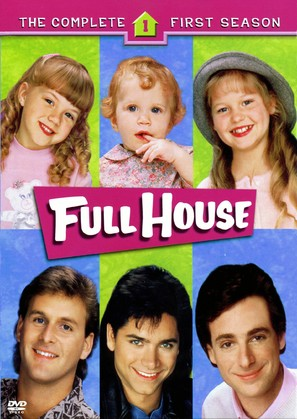 """Full House"" - DVD cover (thumbnail)"