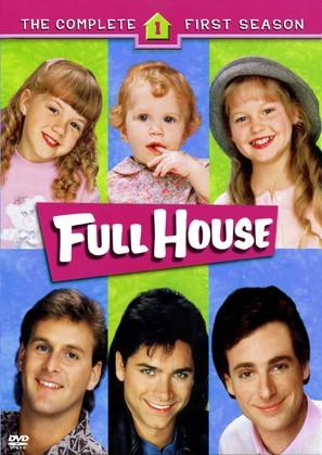 """""""Full House"""" - DVD movie cover (thumbnail)"""
