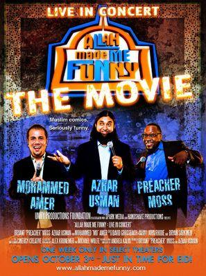 Allah Made Me Funny - Movie Poster (thumbnail)