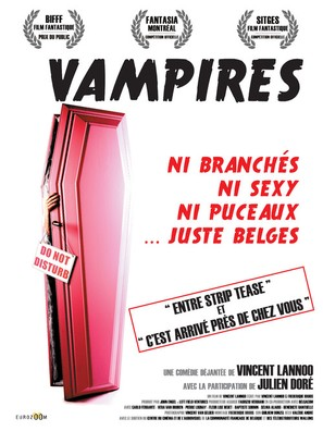 Vampires - French Movie Poster (thumbnail)
