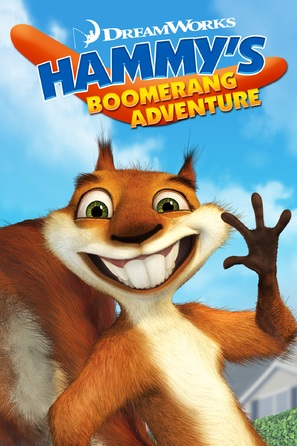 Hammy's Boomerang Adventure - Movie Poster (thumbnail)