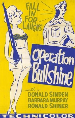 Operation Bullshine - British Movie Poster (thumbnail)