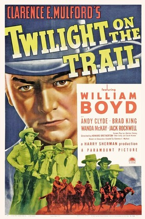 Twilight on the Trail - Movie Poster (thumbnail)