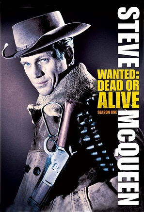 """""""Wanted: Dead or Alive"""" - DVD movie cover (thumbnail)"""