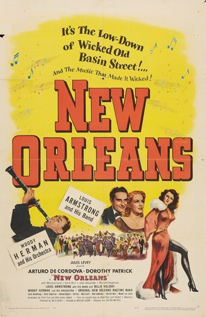 New Orleans - Movie Poster (thumbnail)