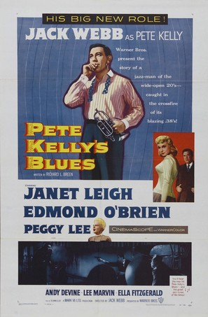 Pete Kelly's Blues - Movie Poster (thumbnail)